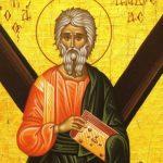 sfantul apostol andrei, sfantul andrei,