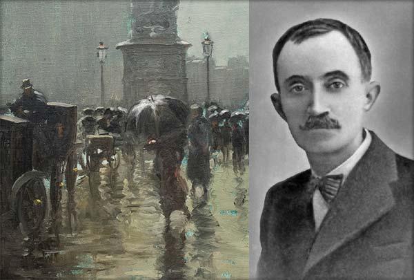 george bacovia, hora umbrelor