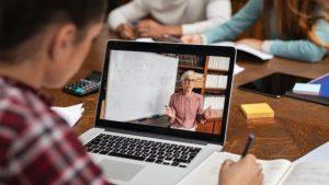 academia romana, educatia online