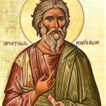 sfantul andrei, andrei, sfantul apostol andrei, cel intai chemat