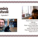 rrc podcast, rrc podcast episodul 9, catharsis, diana iulia simon, revista romania culturala, podcast