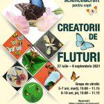 muzeul antipa, creatorii de fluturi