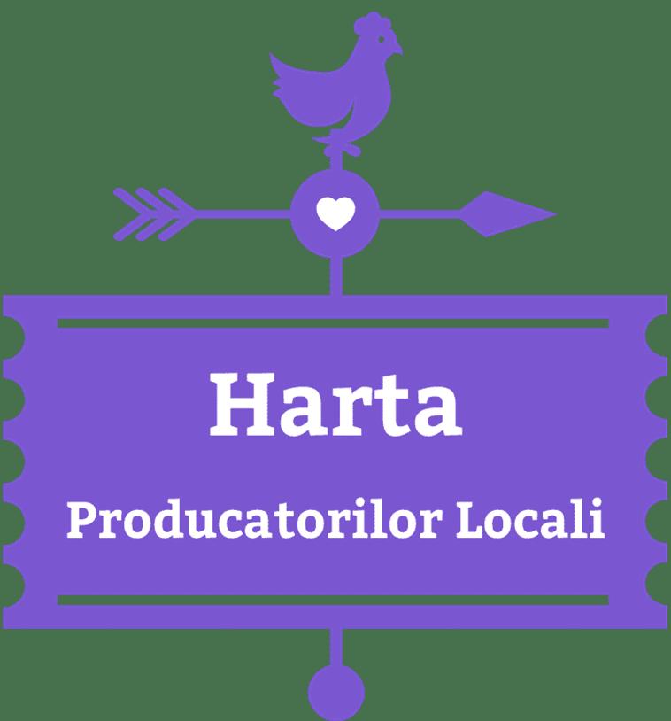 harta producatorilor locali, producatori din romania